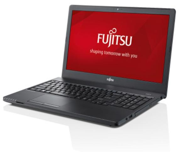Notebook FUJITSU Lifebook A357