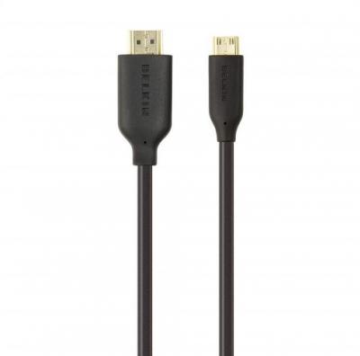 BELKIN HDMI-Mini HDMI kábel Gold, 1m