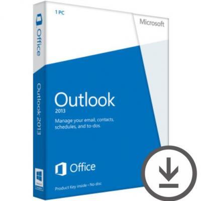 MICROSOFT Outlook 2013 SK Online