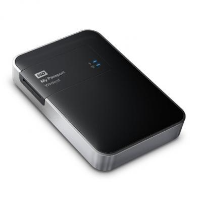 "Western Digital Externý disk 2.5"" My Passport Wireless 2TB USB3.0"