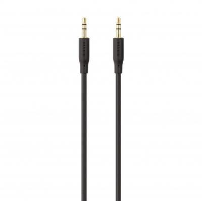 BELKIN 3,5 Jack-3,5 Jack prepojovací audio kábel M/M 5m Gold