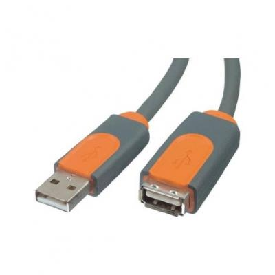 BELKIN USB 2.0 A - USB 2.0 A predlžovací kábel M/F 4,8m prémiový