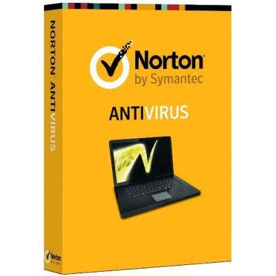Norton Antivirus 1PC/1rok
