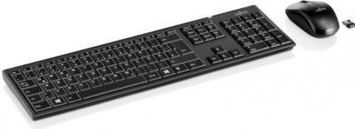FUJITSU Wireless klávesnica a myš LX390