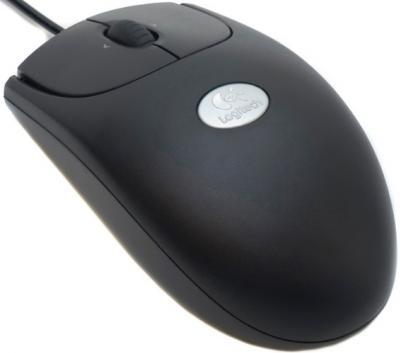 LOGITECH RX250 Optical Mouse