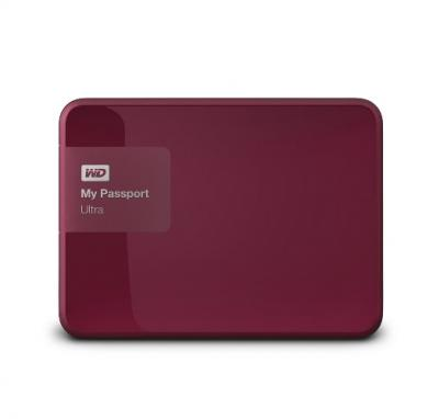 "Western Digital Externý disk 2.5"" My Passport Ultra 500GB USB"