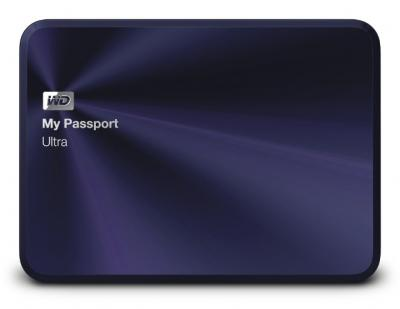 "Western Digital Externý disk 2.5"" My Passport Ultra Metal 2TB USB3.0"