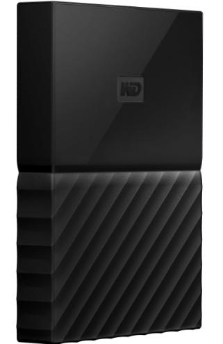 "Western Digital Externý disk 2.5"" My Passport 4TB USB3.0"