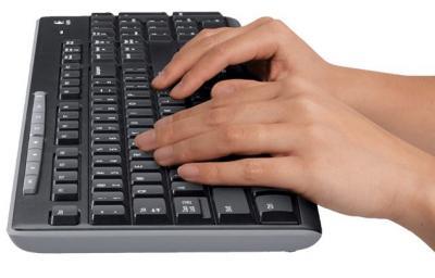 LOGITECH MK270 Set klávesnica a myš US