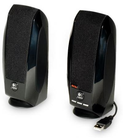 LOGITECH S150 USB Stereo reproduktory