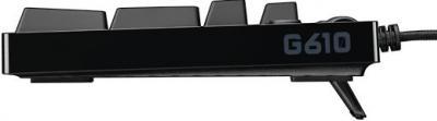 LOGITECH Herná klávesnica G610 Orion Red US