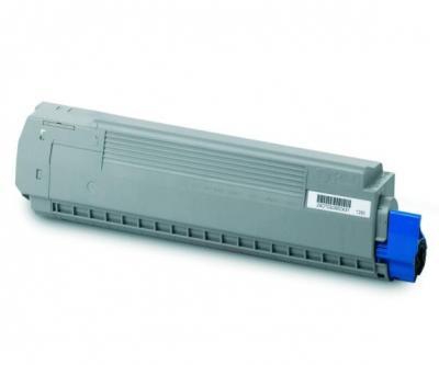 OKI MC 860 Toner azúrový (44059211)