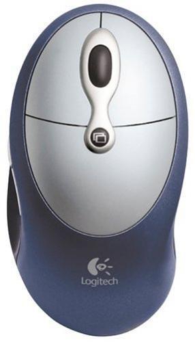 LOGITECH Cordless Click! Plus Optical Mouse