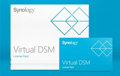 Synology Virtual DSM licencia