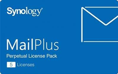 Synology MailPlus 5 licencií