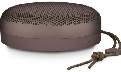 Bang & Olufsen BeoPlay A1 Deep Red