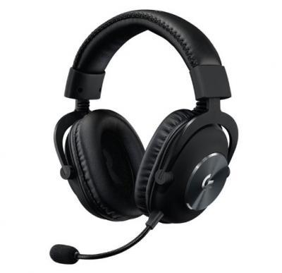 LOGITECH G PRO X bezdrôtový Headset čierny