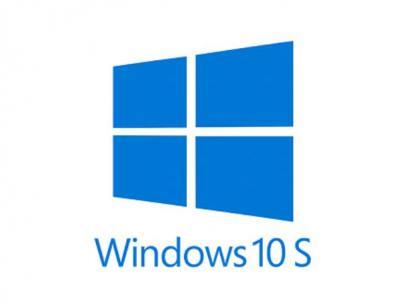 Microsoft Windows 10S