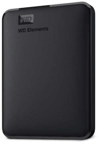 "Western Digital Externý disk 2.5"" Elements Portable 1,5TB USB 3.0"
