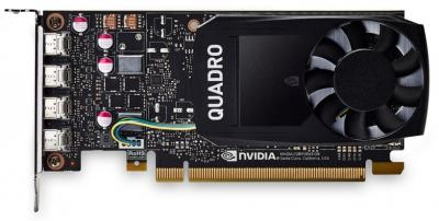 PNY Quadro P1000 4GB 4xmDP (DVI)