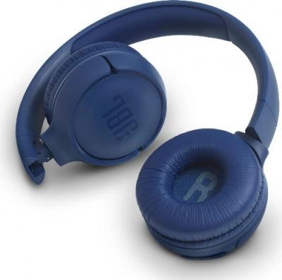 JBL Tune 500BT slúchadlá modré