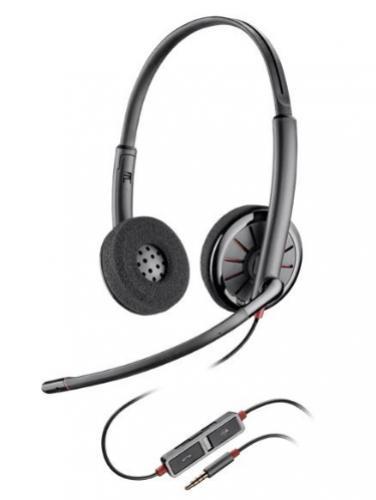 Plantronics Blackwire C225 headset stereo
