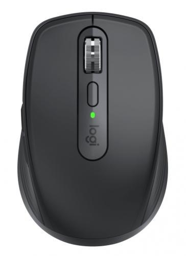 LOGITECH MX Anywhere 3 bezdrôtová myš čierna