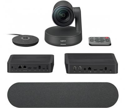 LOGITECH Room Solution súprava pre videokonferencie stredná