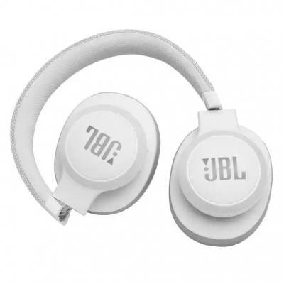 JBL Live 500BT slúchadlá biele