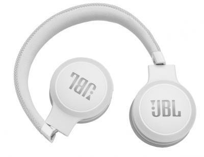 JBL Live 400BT slúchadlá biele