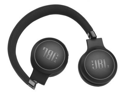 JBL Live 400BT slúchadlá čierne