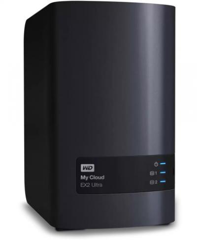 Western Digital My Cloud EX2 Ultra 6TB