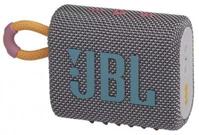 JBL GO 3 Grey