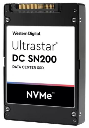 "Western Digital SSD 2,5"" 7,68TB Ultrastar DC SN200 U.2 PCIe NVMe"