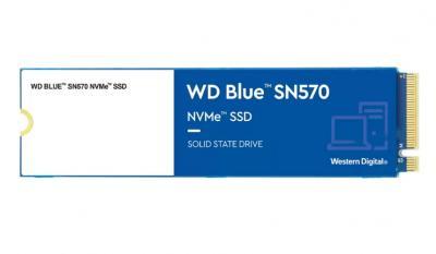 Western Digital SSD M.2 PCIe 2TB Blue SN570 NVMe