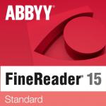 ABBYY FineReader 15 Standard Single User License (ESD) 12 mesiacov 31 - 50 licencií